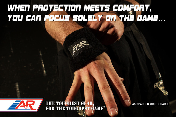 Padded Wrist Guards