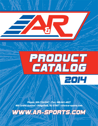 A&R Sports Accessories catalog