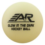 Glow in the Dark Hockey Ball - (New)
