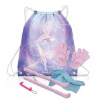FIGKITPP_ Figure Skate Accessory Kit Purple